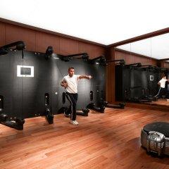 Отель Grand Hyatt Dubai Дубай фитнесс-зал фото 2
