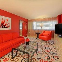 Отель Downtown Grand Las Vegas США, Лас-Вегас - отзывы, цены и фото номеров - забронировать отель Downtown Grand Las Vegas онлайн комната для гостей фото 5