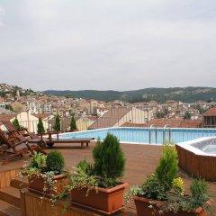 Hotel Premier Veliko Tarnovo Велико Тырново бассейн