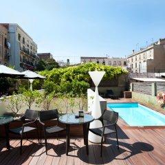Отель Catalonia Port Испания, Барселона - отзывы, цены и фото номеров - забронировать отель Catalonia Port онлайн балкон