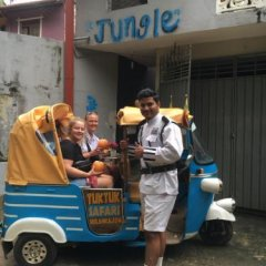 Отель Jungle Guest House Шри-Ланка, Галле - отзывы, цены и фото номеров - забронировать отель Jungle Guest House онлайн городской автобус