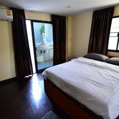 Отель Mangosteen Bangkok Sukhumvit Бангкок комната для гостей фото 4