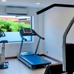 Отель ALIMARA Барселона фитнесс-зал фото 4