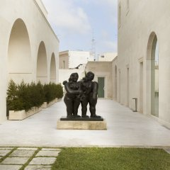 Отель La Fiermontina - Urban Resort Lecce Лечче парковка