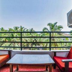 Отель OYO 22417 Pleasure Inn Гоа балкон