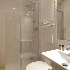 Отель Cimabue Италия, Флоренция - 1 отзыв об отеле, цены и фото номеров - забронировать отель Cimabue онлайн ванная фото 2