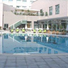 Radisson Blu Hotel Bucharest Бухарест фитнесс-зал