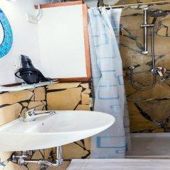 Отель A casa tua Ostia Antica Италия, Остия-Антика - отзывы, цены и фото номеров - забронировать отель A casa tua Ostia Antica онлайн ванная