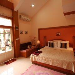 Отель Budsaba Resort & Spa комната для гостей