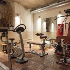 Отель Borghese Palace Art Hotel Италия, Флоренция - 1 отзыв об отеле, цены и фото номеров - забронировать отель Borghese Palace Art Hotel онлайн фитнесс-зал