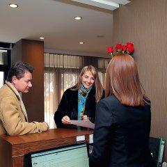 Отель Бишкек Бутик интерьер отеля фото 3