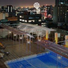 Отель Galeria Plaza Reforma Мехико бассейн