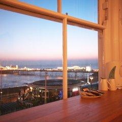 Отель Legends Hotel Великобритания, Кемптаун - отзывы, цены и фото номеров - забронировать отель Legends Hotel онлайн балкон