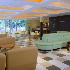 Отель Панорама Болгария, Албена - отзывы, цены и фото номеров - забронировать отель Панорама онлайн интерьер отеля фото 3