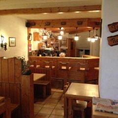 Отель Auberge au Petit Vélan гостиничный бар