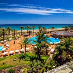 Отель SBH Costa Calma Palace Thalasso & Spa пляж