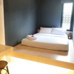 CLOUD on Saladaeng Silom Hostel Bangkok комната для гостей