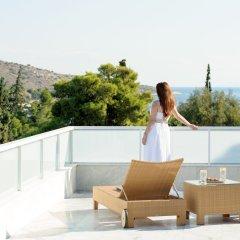 Athenian Riviera Hotel & Suites балкон