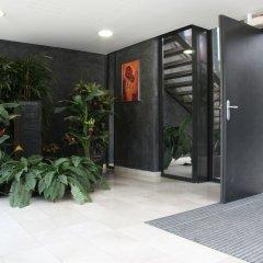 Отель Sejours & Affaires Paris-Ivry интерьер отеля