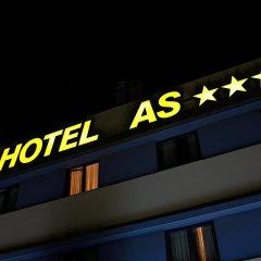 Hotel As городской автобус