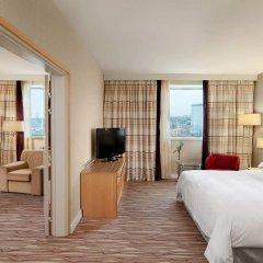 Отель Hilton Sofia Болгария, София - отзывы, цены и фото номеров - забронировать отель Hilton Sofia онлайн комната для гостей фото 4