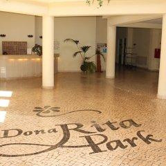 Отель MH Dona Rita интерьер отеля