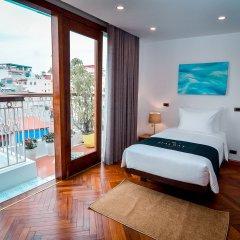 Haibay hotel балкон