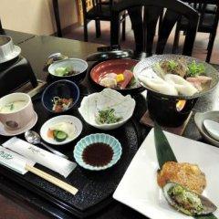 Nishiki Onsen Hotel Kurion Дайсен питание фото 3