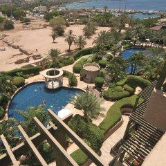 Отель Movenpick Resort & Residences Aqaba балкон