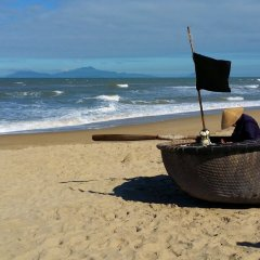 Отель An Bang Beach Holidays пляж