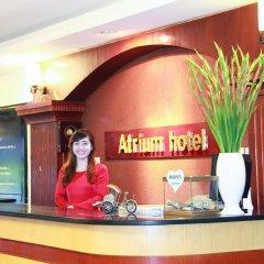 Atrium Hanoi Hotel интерьер отеля фото 2