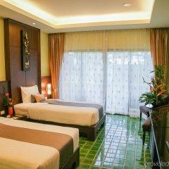 Отель Duangjitt Resort, Phuket Таиланд, Пхукет - 2 отзыва об отеле, цены и фото номеров - забронировать отель Duangjitt Resort, Phuket онлайн комната для гостей фото 3