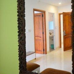 Hotel La Villa удобства в номере