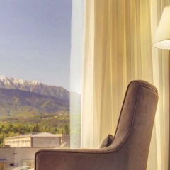 Отель Шера Парк Инн Алматы балкон