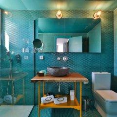 Отель Dorado Ibiza Suites - Adults Only Испания, Сант Джордин де Сес Салинес - отзывы, цены и фото номеров - забронировать отель Dorado Ibiza Suites - Adults Only онлайн ванная фото 2