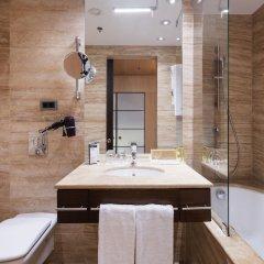 Отель Eurostars Budapest Center ванная