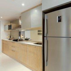 Апартаменты G1 Serviced Apartment Kamala Beach в номере фото 2