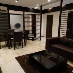 Отель City Garden Suites Manila Филиппины, Манила - 1 отзыв об отеле, цены и фото номеров - забронировать отель City Garden Suites Manila онлайн комната для гостей фото 2