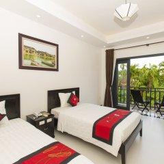 Отель Hoi An Hideaway Villa комната для гостей фото 3