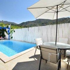 Villa Nevin Турция, Патара - отзывы, цены и фото номеров - забронировать отель Villa Nevin онлайн бассейн