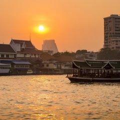 Отель The Peninsula Bangkok Таиланд, Бангкок - 1 отзыв об отеле, цены и фото номеров - забронировать отель The Peninsula Bangkok онлайн городской автобус