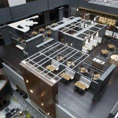 Отель Hilton Columbus Downtown США, Колумбус - отзывы, цены и фото номеров - забронировать отель Hilton Columbus Downtown онлайн