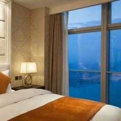 Отель Lagom Bright House Sea View Apartment Китай, Сямынь - отзывы, цены и фото номеров - забронировать отель Lagom Bright House Sea View Apartment онлайн комната для гостей фото 4