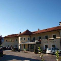 Hotel Margun Маллес-Веноста парковка