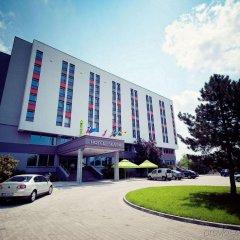 Отель Śląsk Польша, Вроцлав - отзывы, цены и фото номеров - забронировать отель Śląsk онлайн парковка