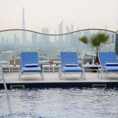 Отель Samaya Hotel Deira ОАЭ, Дубай - отзывы, цены и фото номеров - забронировать отель Samaya Hotel Deira онлайн бассейн фото 2