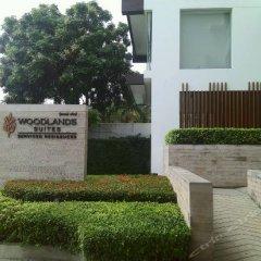 Отель Woodlands Suites Serviced Residences Таиланд, Паттайя - 4 отзыва об отеле, цены и фото номеров - забронировать отель Woodlands Suites Serviced Residences онлайн с домашними животными