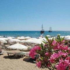 Linda Apart Hotel пляж фото 2