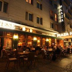 Berlin Plaza Hotel am Kurfurstendamm Берлин питание