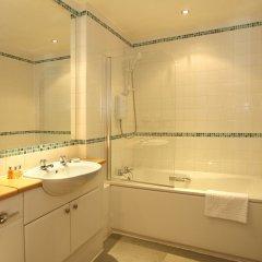 Отель SACO Glasgow - Cochrane Street Великобритания, Глазго - отзывы, цены и фото номеров - забронировать отель SACO Glasgow - Cochrane Street онлайн ванная